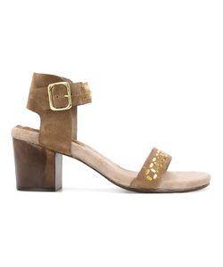 Calleen Cordero | Cube Heel Sandals