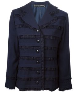 Jean Louis Scherrer Vintage | Lace Panel Jacket