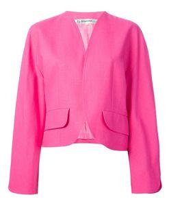 Jean Louis Scherrer Vintage | Boxy Fit Jacket