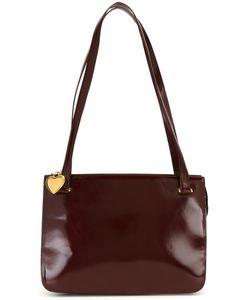Moschino Vintage | Heart Charm Shoulder Bag