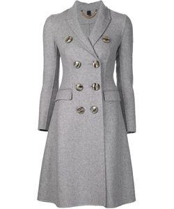 Burberry Prorsum | Single Breasted Back Slit Coat