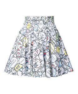 Mira Mikati | Printed Full Skirt