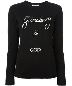 Bella Freud   Ginsberg Is God Sweater