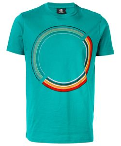 PS Paul Smith | Ps By Paul Smith Printed T-Shirt Size Small Organic