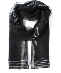 Melt | Stripe Scarf