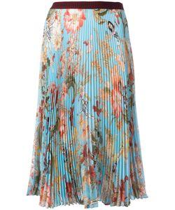 I'M Isola Marras | Print Pleated Skirt Size 40