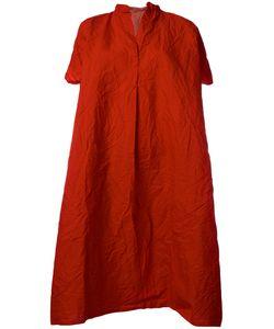 Daniela Gregis | Mandarin Neck T-Shirt Dress Size 1