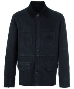 Desa | 1972 Buttoned Leather Jacket 46