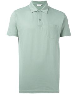 Sunspel | Riviera Polo Shirt Large Cotton