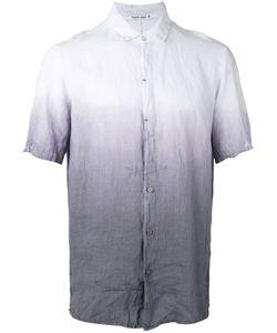 Transit   Ombré Short Sleeve Shirt Size Medium