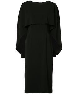 Sally Lapointe | Cape Fitted Dress 6