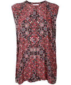 Astraet | Printed Sleeveless Blouse One