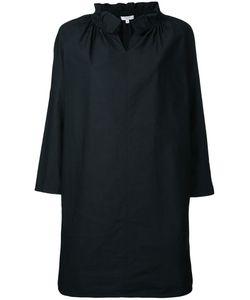 Atlantique Ascoli | Ruffle Collar Dress