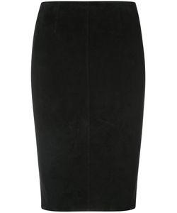 Jitrois | Gathered Back Skirt Women 36
