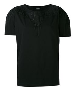 Marcelo Burlon County Of Milan | Embroidered T-Shirt