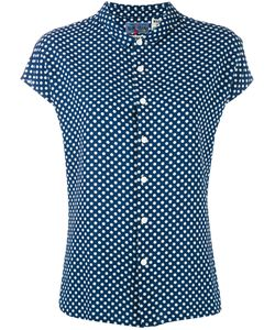 Blue Blue Japan | Polka Dot Shirt