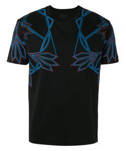 Les Hommes | Line Print T-Shirt Size Xl