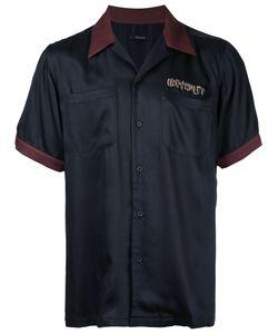 Taakk   Chest Pockets Shortsleeved Shirt