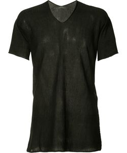 Label Under Construction   Longline T-Shirt Size 48