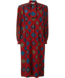 Jean Louis Scherrer Vintage | Printed Dress