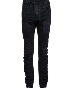 11 By Boris Bidjan Saberi | Denim Wash Skinny Trousers