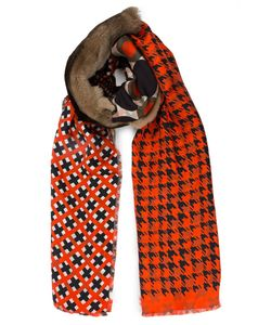 Pierre-Louis Mascia | Mixed Print Scarf