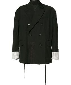 Yang Li | Double Breasted Blazer Size 50