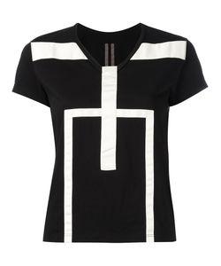 Rick Owens DRKSHDW | Geometric T-Shirt Size Large