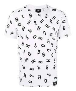 House Of Holland | Letter Print T-Shirt