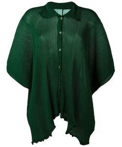 Issey Miyake Cauliflower | Ruffled Shirt