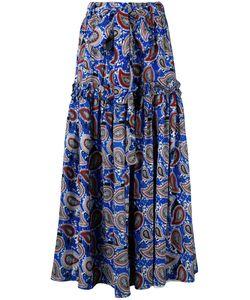 Dodo Bar Or | Paisley Print Skirt