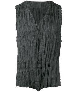 Issey Miyake | Wrinkled Waistcoat