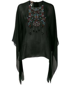 Roberto Cavalli | Aztec Batwing Tunic Size 40
