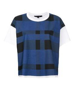 Sofie D'hoore | Check Print T-Shirt