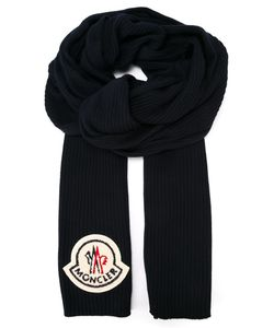 Moncler X Ami | Embroidered Logo Scarf