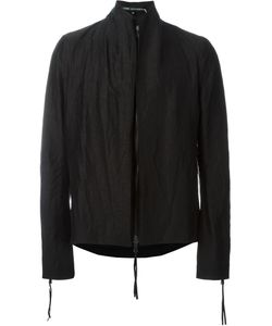 Cedric Jacquemyn | Short Zipper Back Jacket 50