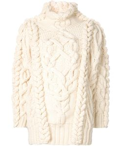 Spencer Vladimir | Oversized Cable Knit Sweater
