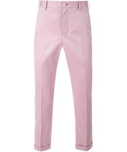 Loveless | Cropped Tailored Trousers