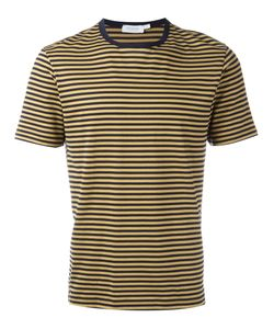 Sunspel | Striped T-Shirt Small
