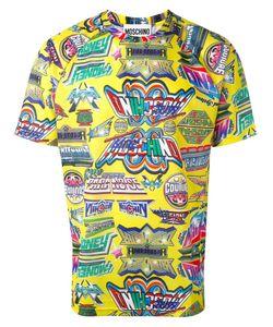 Moschino | Printed T-Shirt Xl Polyester