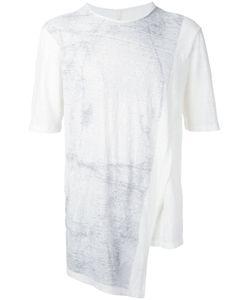 Forme D'expression | Asymmetric Hem T-Shirt Size Large