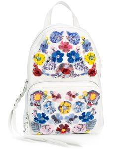 Alexander McQueen | Embroidered Backpack