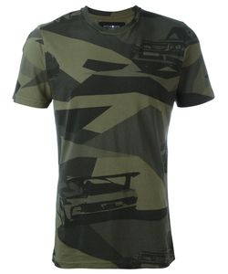 Hydrogen | Camouflage Print T-Shirt Small Cotton