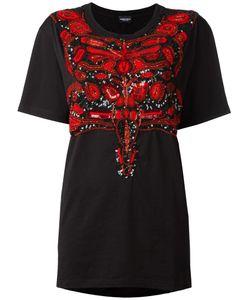Marcelo Burlon County Of Milan   Sonia T-Shirt Medium