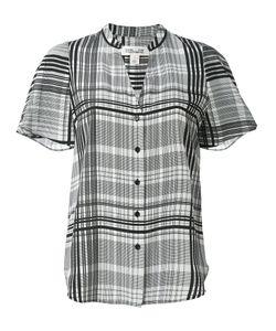 Diane von Furstenberg | Darb Shortsleeved Shirt