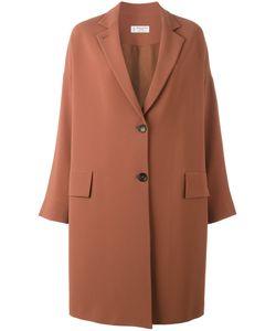Alberto Biani   Single Breasted Coat Size 44