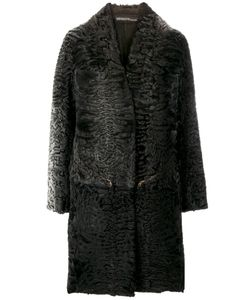 32 Paradis Sprung Frères | Embroidered Draped Coat Women