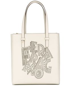 Salvatore Ferragamo | Cut-Out Detail Tote