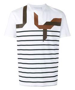 Neil Barrett | Abstract Striped T-Shirt