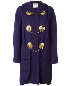 Moschino Vintage | Medal Embellished Coat Size